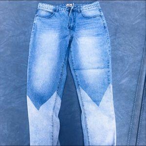 Boohoo Boyfriend Jeans